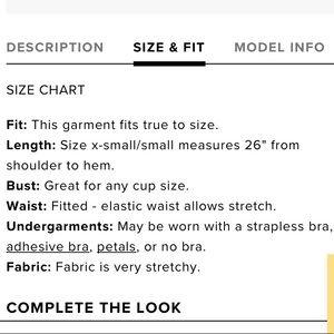 Free People Intimates & Sleepwear - 💖Free People bodysuit - Feels Right